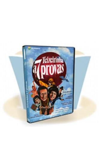 DVD Teixeirinha 7 Provas