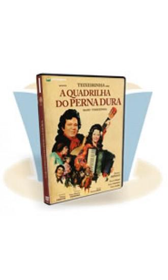 DVD A Quadrilha do Perna Dura