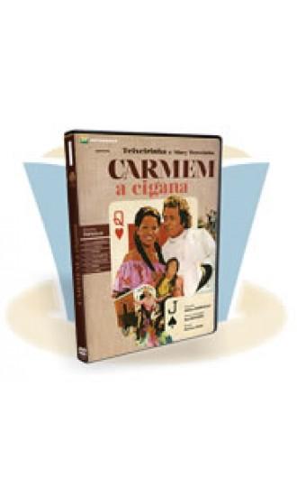 DVD Carmem A Cigana