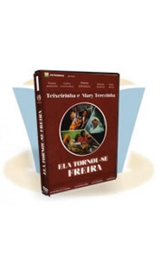 DVD Ela Tornou-se Freira