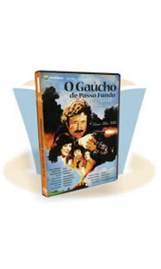 DVD O Gaúcho de Passo Fundo