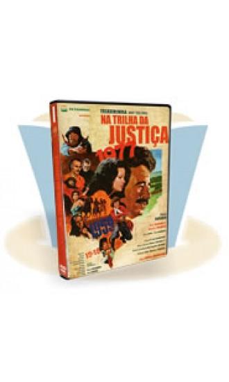 DVD Na Trilha da Justiça